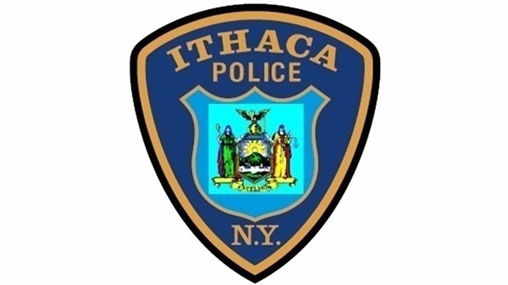 Ithaca Police badge