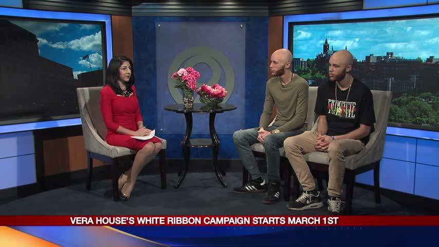 022517 Vera House White Ribbon Campaign