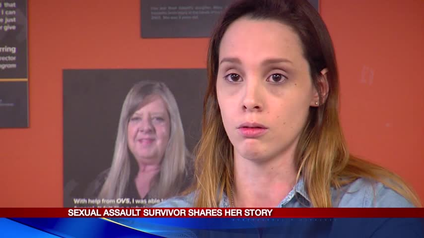 Sexual Assault Survivor Shares Her Story To Help Abused