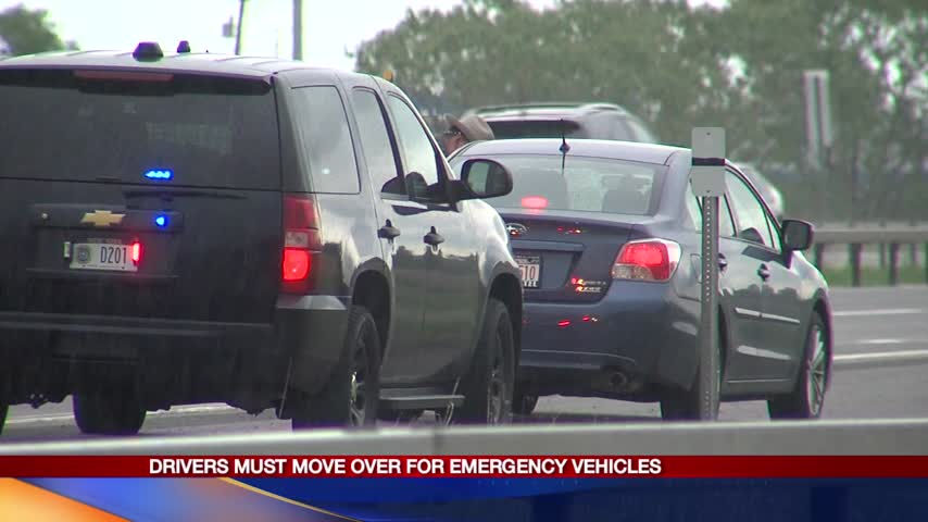 Are drivers responding to the Move Over Law-_60005555