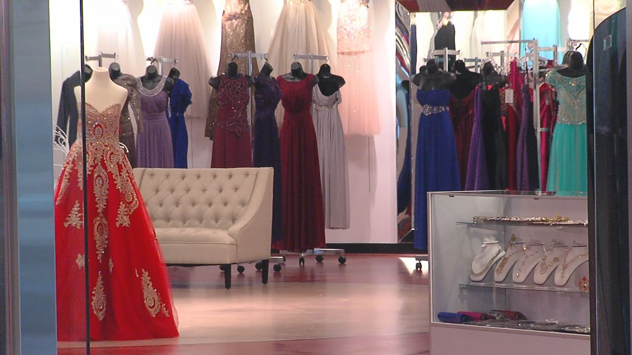 exclusive shoes fast delivery sale retailer High-end formal dress shop opens in Destiny USA: What's In Store