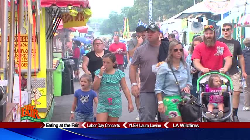 Eating at the fair can be tough for those with allergies