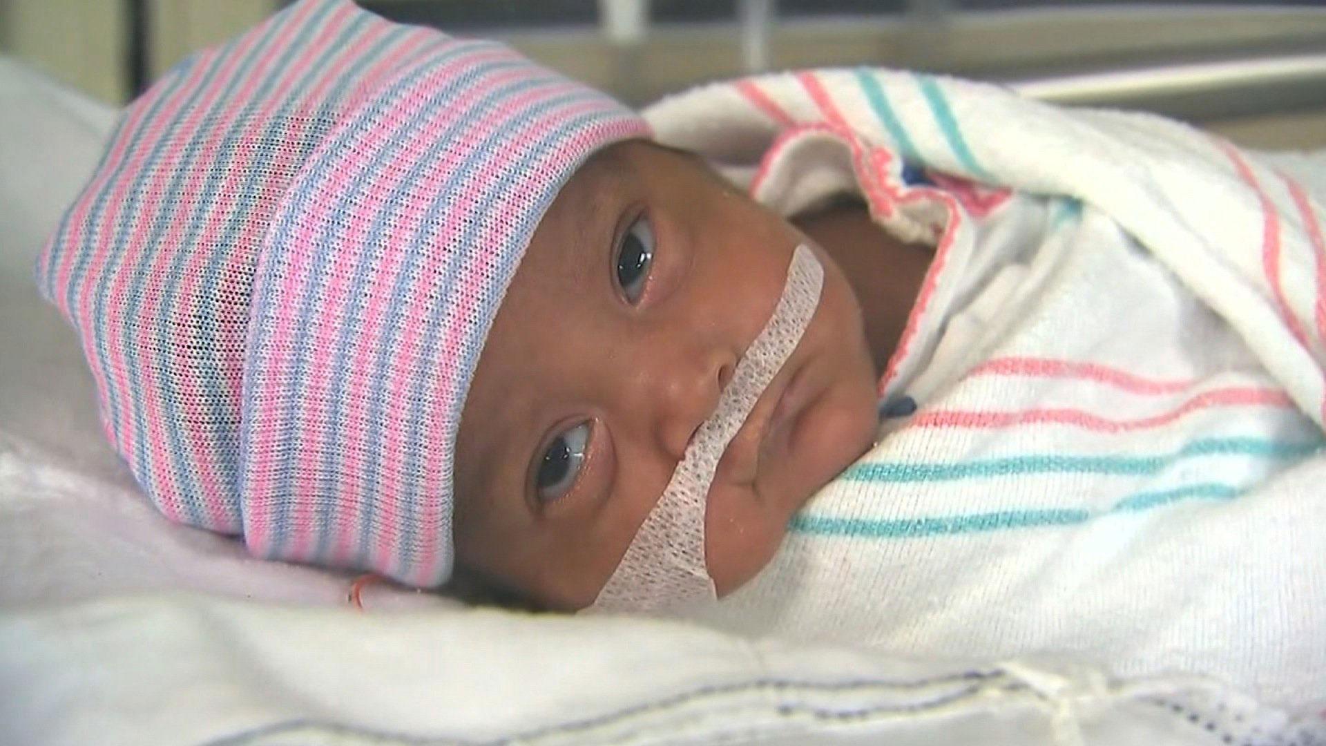 evacuated Houston baby, Itzel Gonzalez50891697-159532