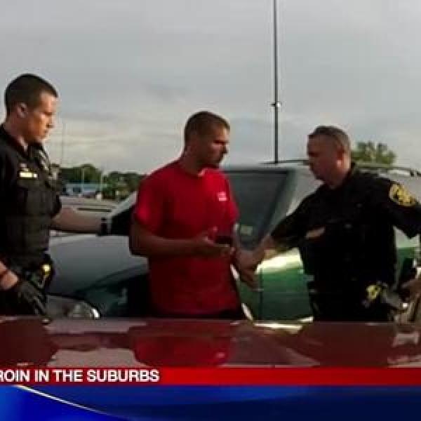Cops bust a suspected heroin dealer in Mattydale_-6656903144004106623