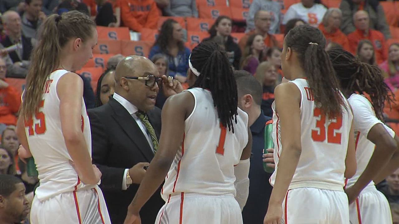 Syracuse Women S Basketball To Play Oregon For The First