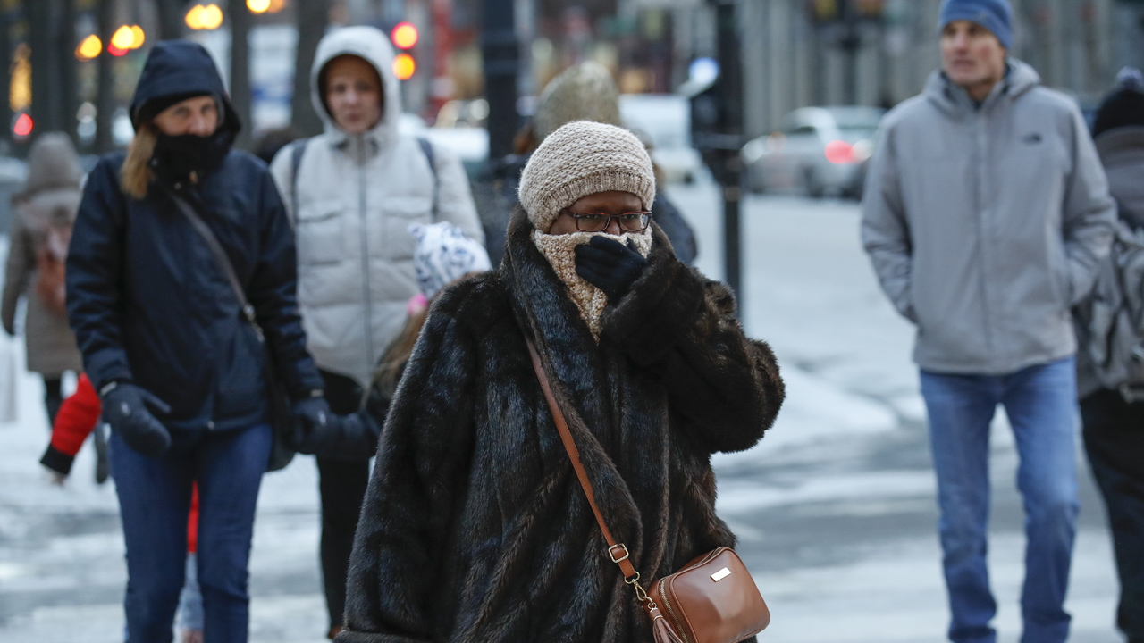 Cold weather Dec 27 2017 Chicago45137407-159532