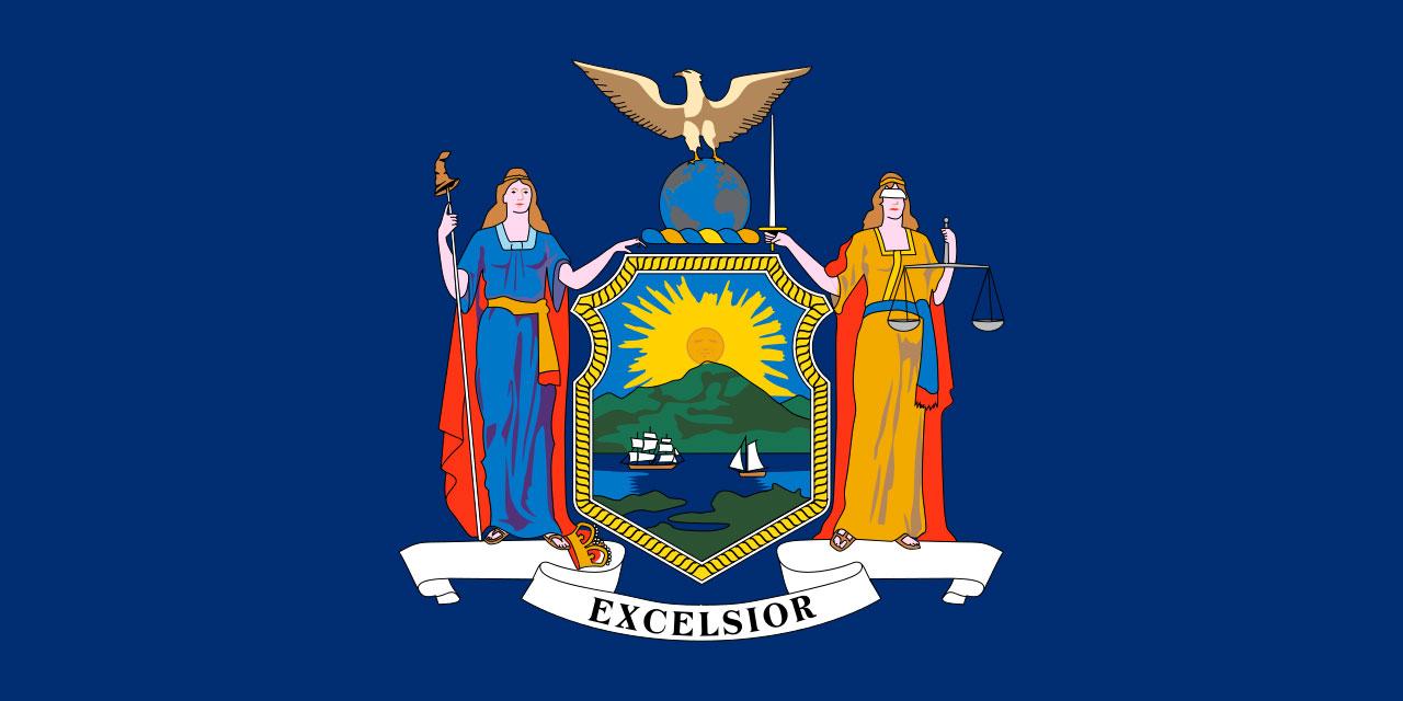 New York state flag75150213-159532