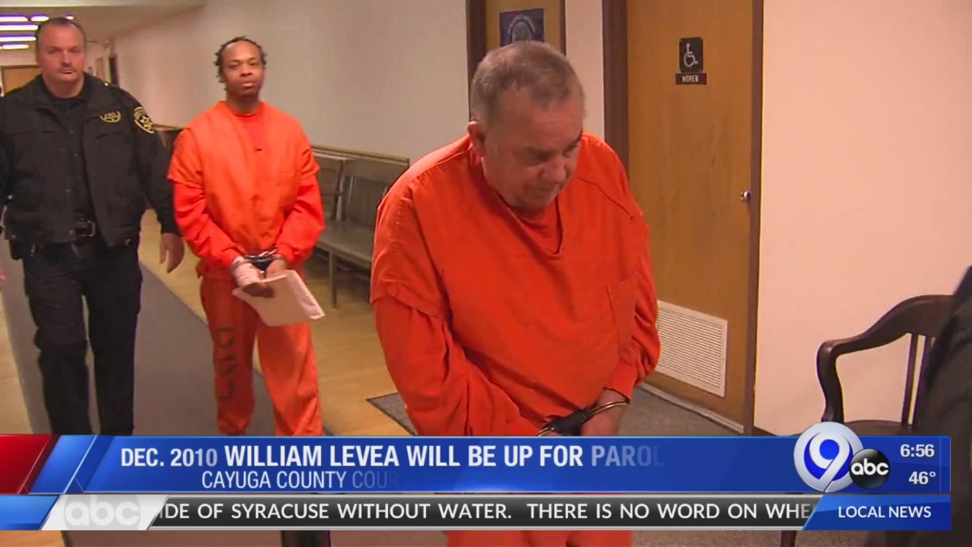 William LeVea up for parole