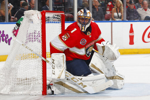 Goalie Roberto Luongo Retires After 19 Nhl Seasons Wsyr