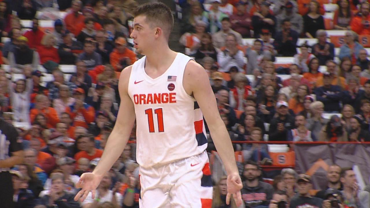 Syracuse Basketball Holds Off Seattle For Comfortable Win Wsyr