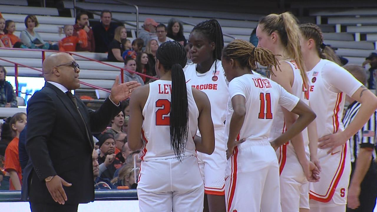 17 Syracuse Women S Basketball Team Drops First Game Of The