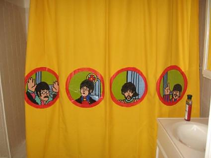We all Shower in a Yellow Submarine  localtraderscom
