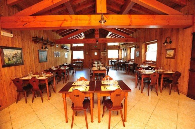 Locanda Lac Place Moulin  Hotel ristorante bar camere