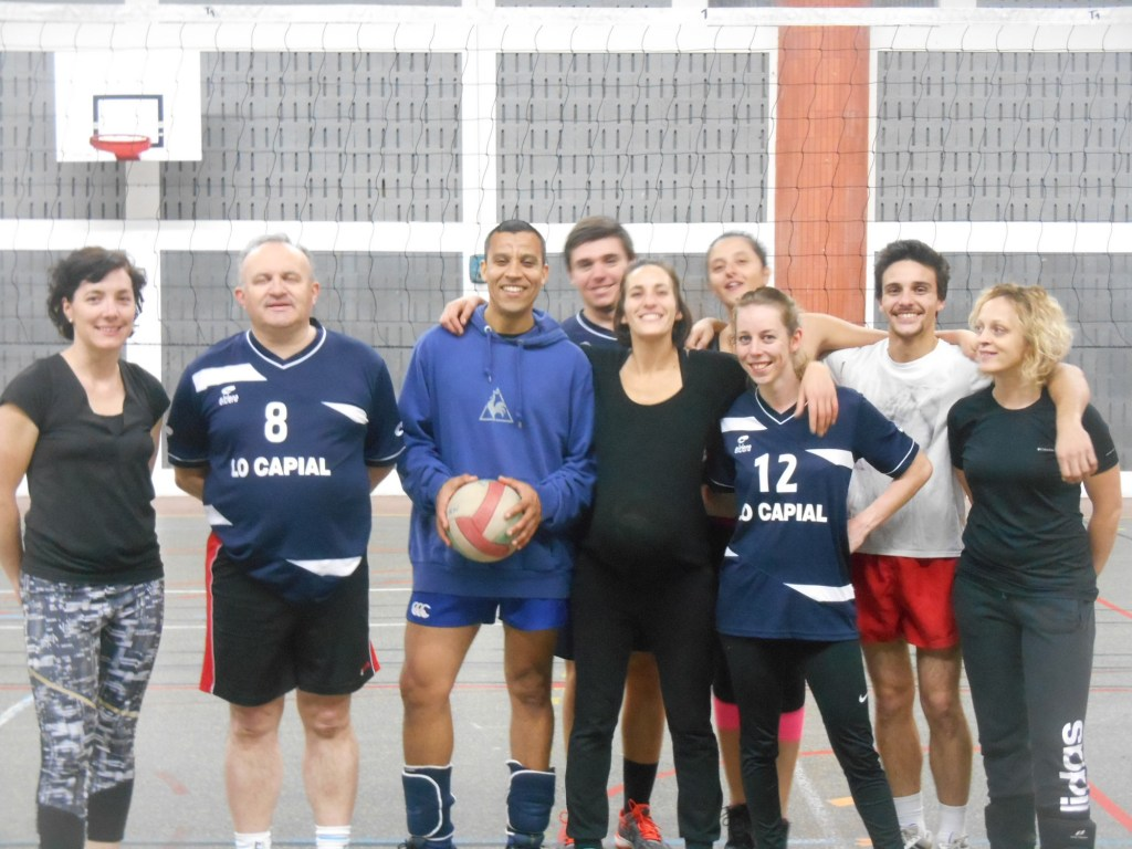 Equipe 2 volley
