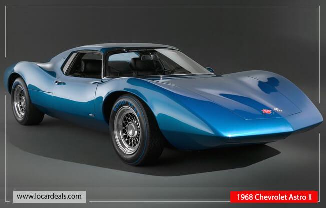 1968 Chevrolet Astro II (XP-880)