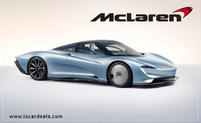 McLaren cars that start with letter M