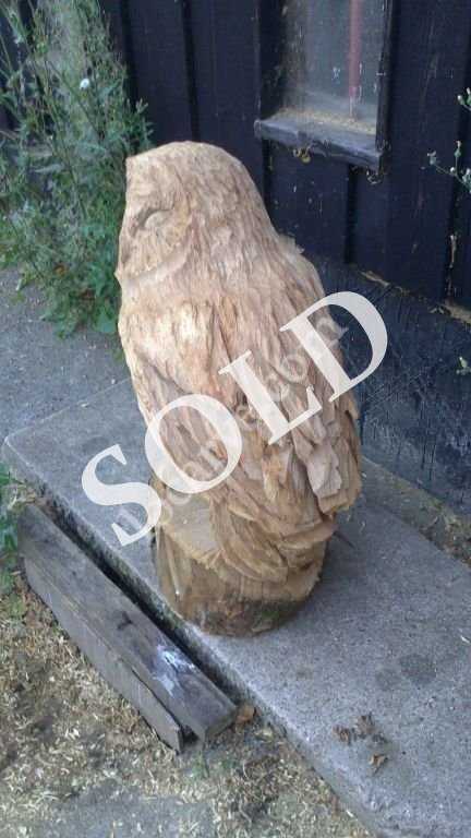 Chainsaw Carvings for Sale