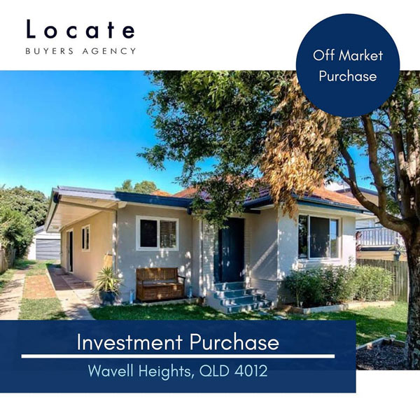 Investment Purchase Wavell Heights
