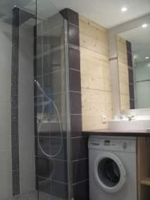 Location Alpe d'Huez équipement salle de bain