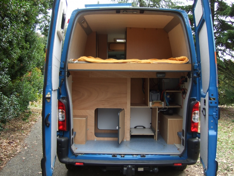 meuble cuisine camping