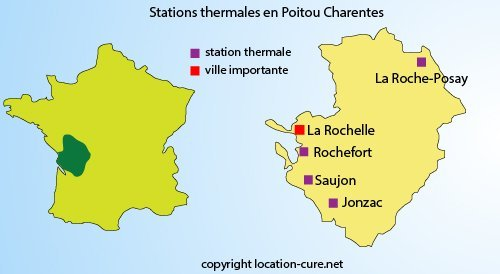 Station Thermale En Poitou Charentes Cure Thermale Dans