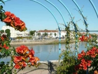 La Station Thermale De Jonzac En Charente Maritime
