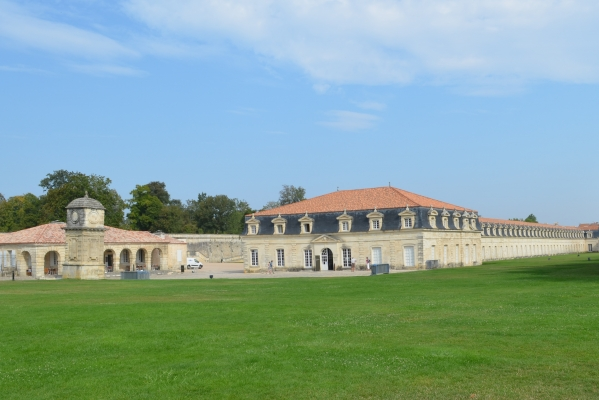 La Station Thermale De Saujon En Charente Maritime