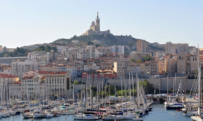 Un week end en ville à Marseille