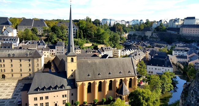 Attractions touristiques du Luxembourg