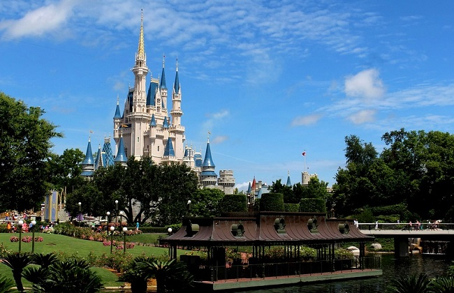 Disney World en Floride