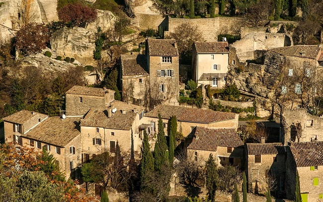 Village pittoresque de Gordes