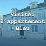 Visitez l'appartement Bleu