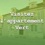 Visitez l'appartement vert