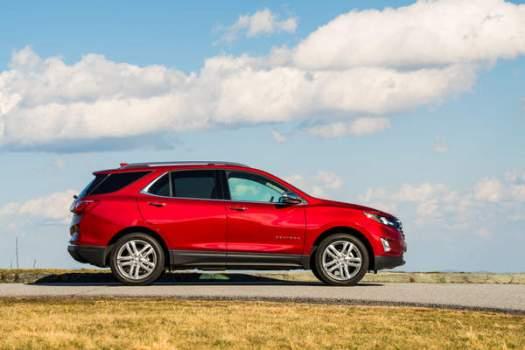 General Motors a récemment introduit la Chevrolet Equinox sur le marché marocain. La nouvelle Equinox est conforme aux normes d'émission européennes, avec quelques modifications. Le Maroc adhère aux normes d'émission européennes Euro 6.