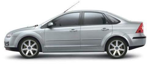 Location Ford Focus Ghia