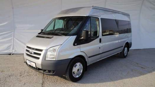 Location Ford Transit 12 places