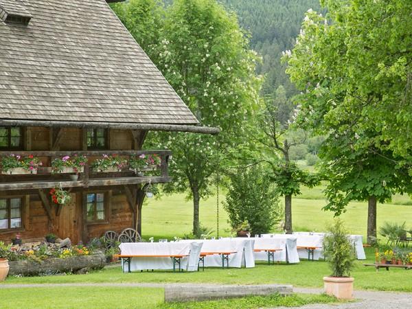 Historischer Hof im Schwarzwald in Hinterzarten mieten