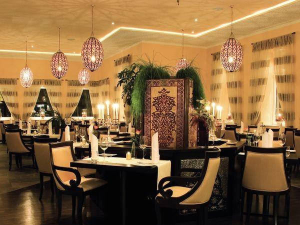 Restaurant mit orientalischem Ambiente in CastropRauxel