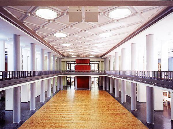 Alte Exerzierhalle in Darmstadt mieten  Eventlocation und