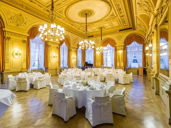 Historischer Saal im Zentrum in Heidelberg mieten  Eventlocation und Hochzeitslocation