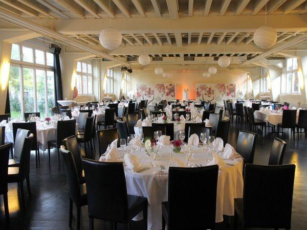 Stilvolle Location in alter Gieerei in Stuttgart mieten  Eventlocation und Hochzeitslocation