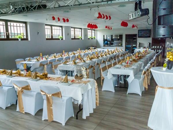 Pension mit modernem Saal in Leverkusen mieten