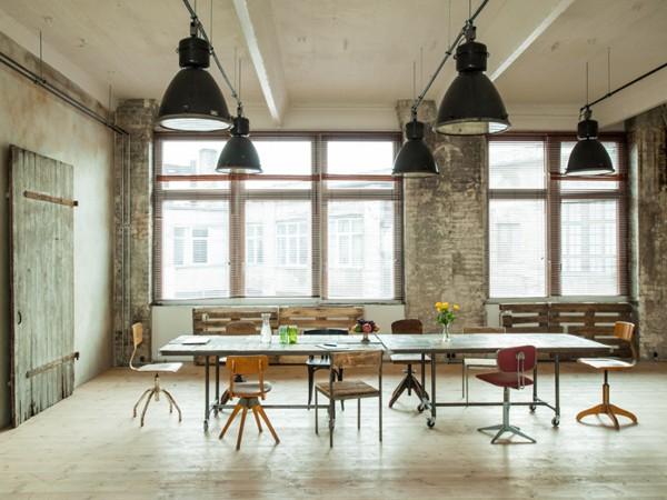 Spektakulre IndustrieLoft in Berlin mieten