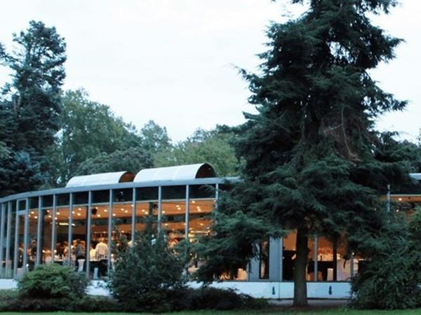 Modernes Restaurant im Park in Darmstadt mieten