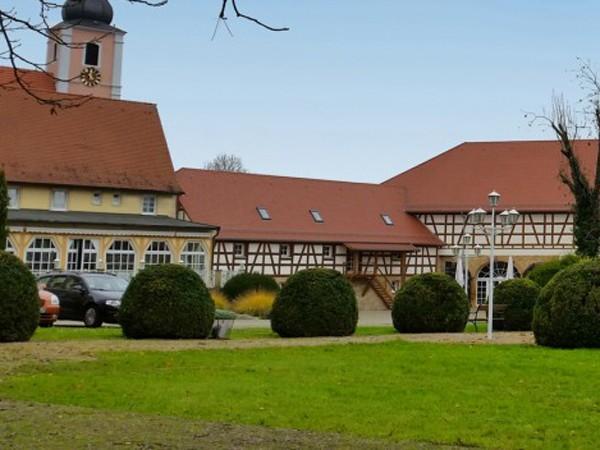 Landgut und Schloss bei Wiesloch in Angelbachtal