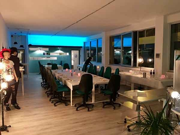 Location fr Coworking und Events in Darmstadt mieten