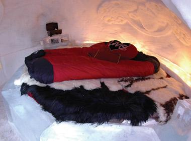 Dormir dans un igloo une exprience rafraichissante  Location vacances moins chre partout en