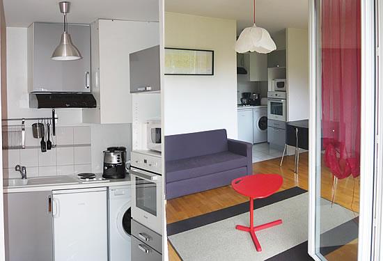 Location appartement meubl Lyon Croix Rousse