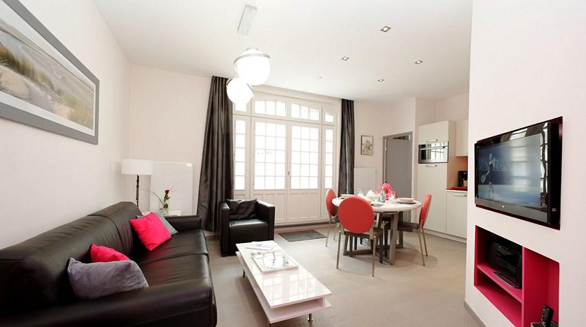 Location appartement de vacances au Touquet ParisPlage  sejour week end le touquet