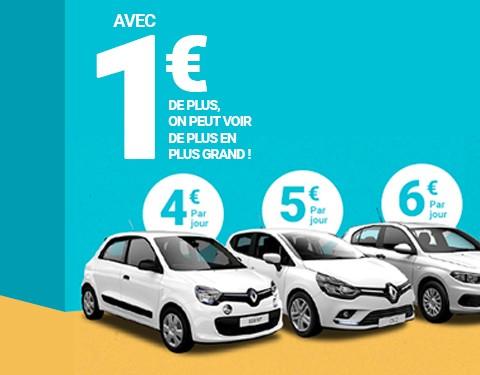 Location De Voitures Et Vehicules Utilitaires En France Location E Leclerc